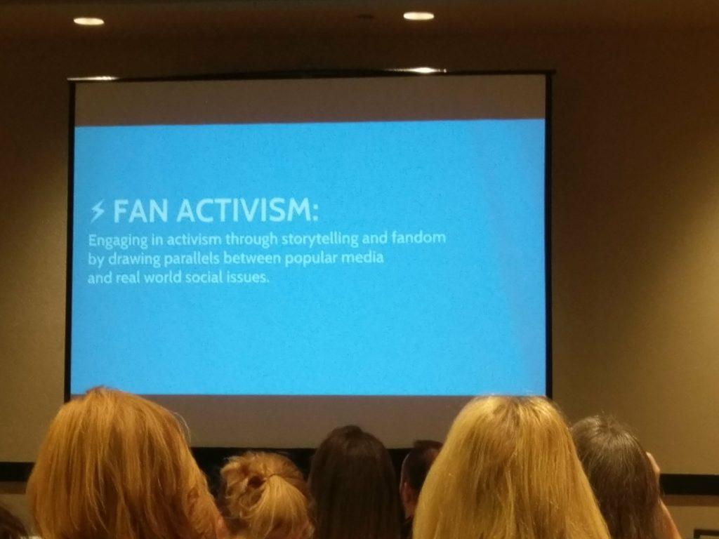 Fan Activism